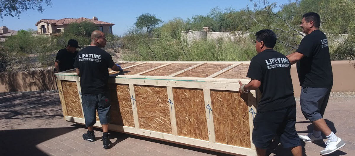 Moving and Storage Company in Scottsdale